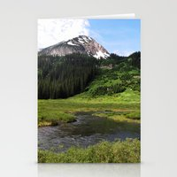 Crested Butte Stationery Cards