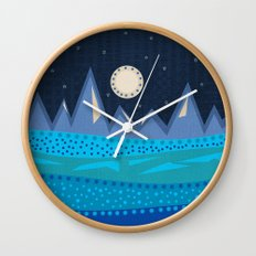 Textures/Abstract 111 Wall Clock