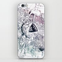 Universe in Progress iPhone & iPod Skin