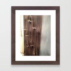 Cascading Framed Art Print