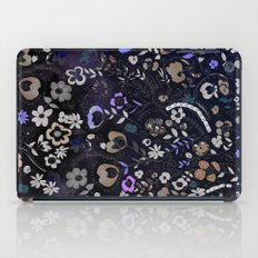 Floral Embroidery  iPad Case