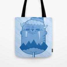 King of Mountain Tote Bag