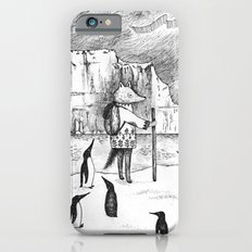 Antarctic explorer iPhone 6 Slim Case