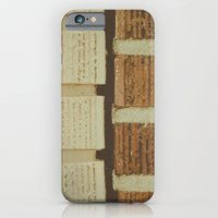 brick split iPhone 6 Slim Case