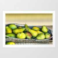 Sweet Fruit Art Print