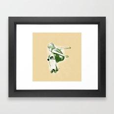 Rider II Framed Art Print
