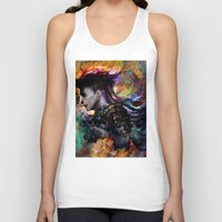 thoughts Unisex Tank Top