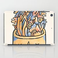 Mind Slime iPad Case