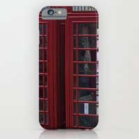 iPhone & iPod Case featuring London by Lynette Lawlor