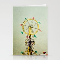 Summer Fair Stationery Cards
