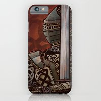 The Knotted Knight iPhone 6 Slim Case