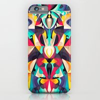 iPhone Cases featuring Melting Point by Anai Greog