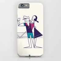 iPhone & iPod Case featuring We will sail away by Ale Giorgini