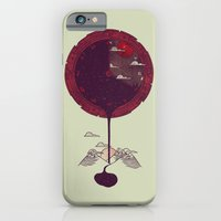 iPhone Cases featuring Night Falling by Hector Mansilla