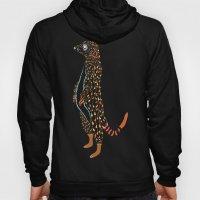 Abstract Meerkat Hoody