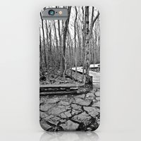 iPhone & iPod Case featuring Rest Stop by Elina Cate