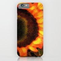Sunflower Sizzle iPhone 6 Slim Case