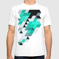 mynt Mens Fitted Tee White SMALL