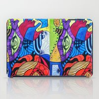 Rompecabezas De Corazon iPad Case