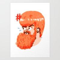 Spartacus Art Print