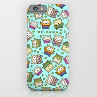 Night Owls iPhone 6 Slim Case