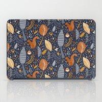 Vive l'automne !  iPad Case