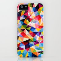 iPhone 5s & iPhone 5 Cases featuring Space Shapes by Fimbis