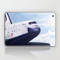 Enterprise Through The C… Laptop & iPad Skin
