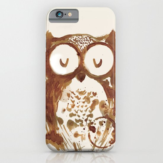 Too Early Bird iPhone & iPod Case