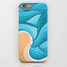 Beach Tide iPhone 6 Slim Case