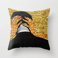 Dependable Relationship 2 Throw Pillow