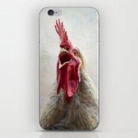 Cockadoodle Doooo! iPhone & iPod Skin