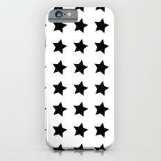 Stars B&W iPhone 6s Slim Case