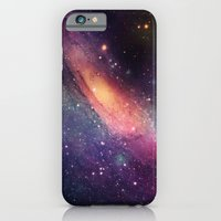 Galaxy colorful iPhone 6 Slim Case