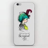 Be original. iPhone & iPod Skin