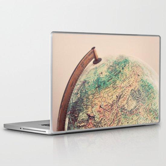 Global Laptop & iPad Skin