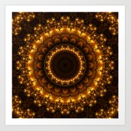 The Golden Mean Art Print