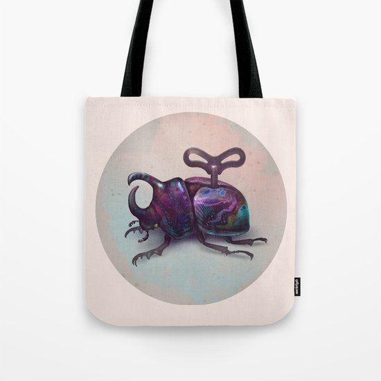 Beetle Tote Bag
