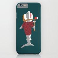 Shark LumberJack iPhone 6 Slim Case