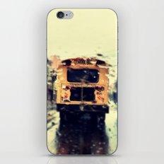 frisco kid // yellow bus iPhone & iPod Skin