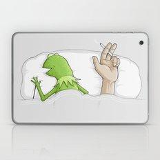Crazy night Laptop & iPad Skin