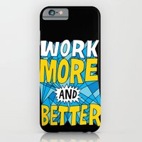 More & Better iPhone 6 Slim Case