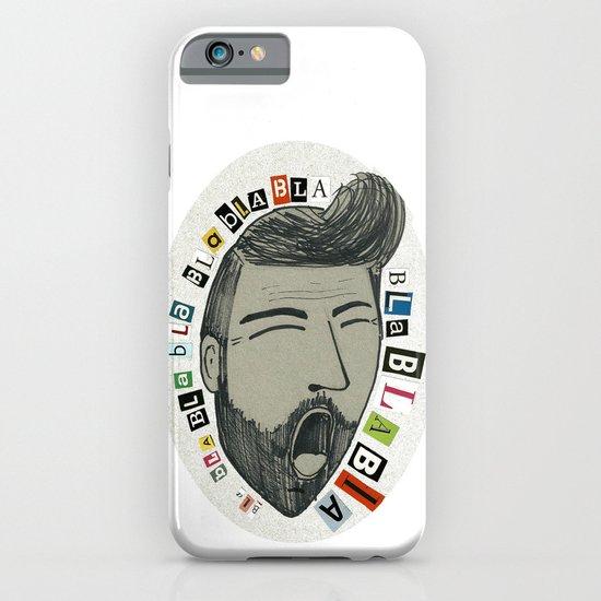 Bla bla bla... iPhone & iPod Case