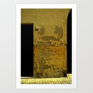 Art Print featuring 34 by Sustici