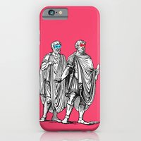 iPhone & iPod Case featuring Classic men have a party by AtrespuntosShop