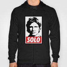 Obey Han Solo (solo text version) - Star Wars Hoody