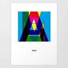 Harlem Art Print