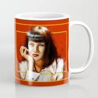 Mia Thurman Mug