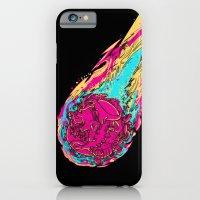 dinosaur asteroid iPhone 6 Slim Case