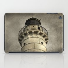 To Warn a Weary Sailor iPad Case